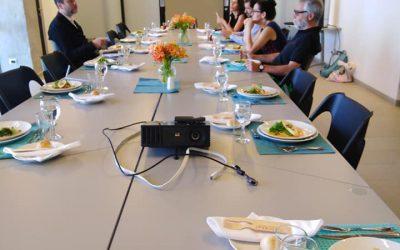 Almuerzo UC Innovación