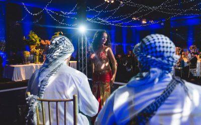 Fiesta Noche Árabe